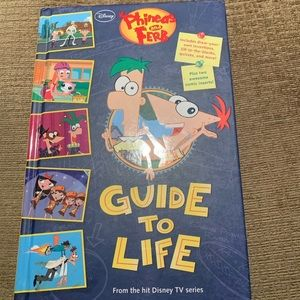 Phineas and fern book